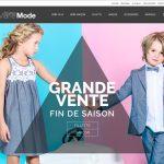 Caroline Turbide portfolio Boutique Marie Mode