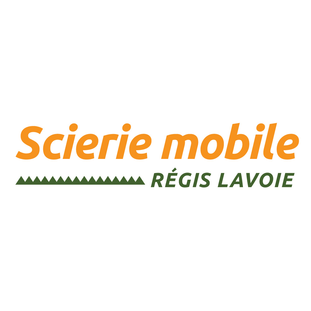 Logo Scierie mobile Lavoie