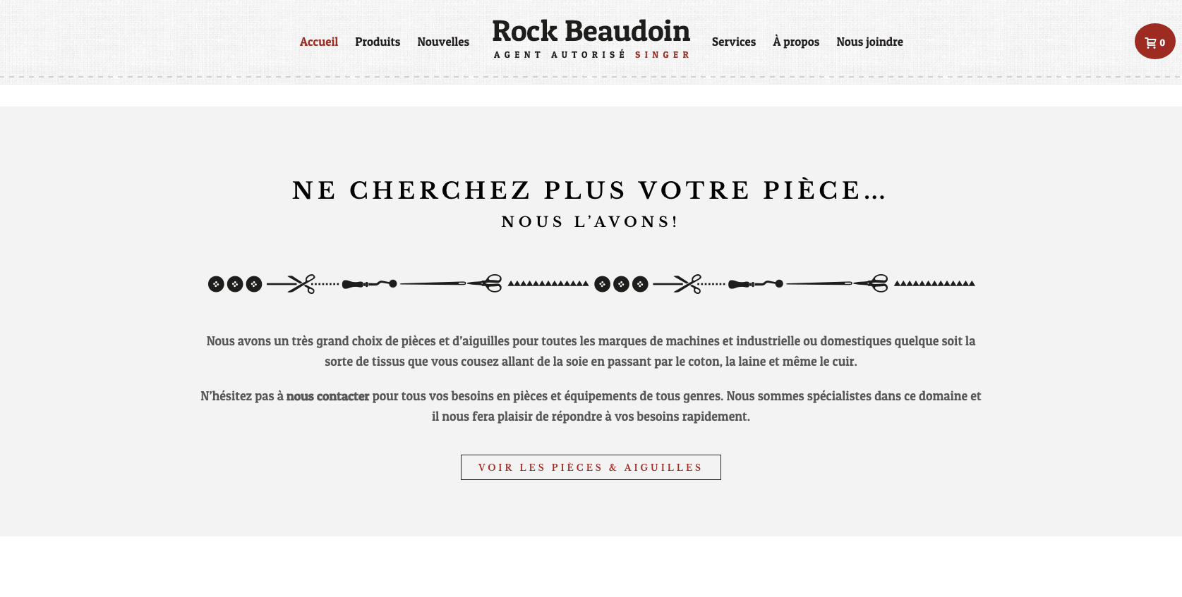 Caroline Turbide portfolio Rock Beaudoin