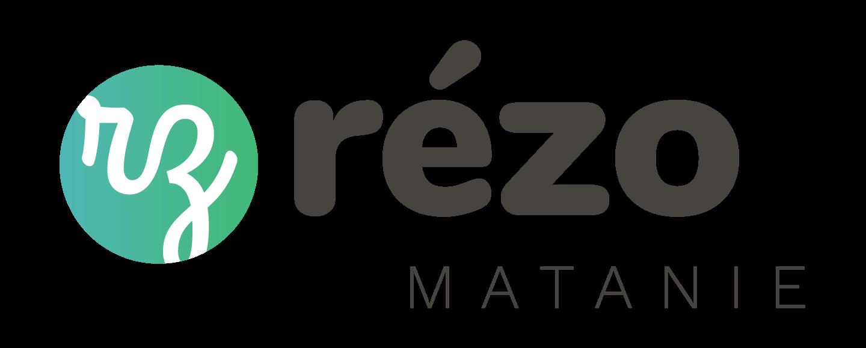 Conception du logo de Rézo Matanie