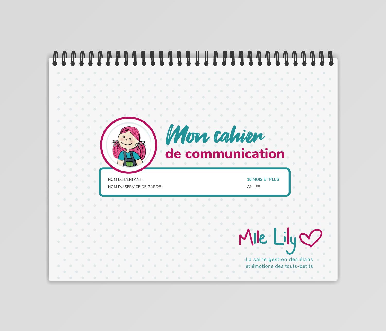 Mlle Lily - agenda de suivi pour les CPE