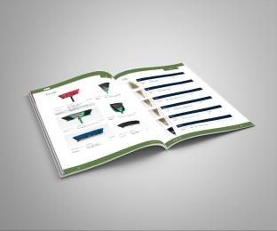 Catalogue d'un fabricant de balais