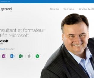 Les consultants Patrick Gravel