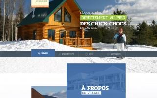 Design web tourisme