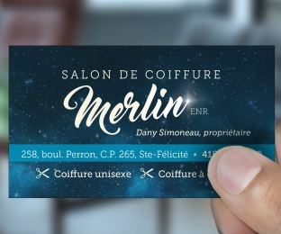 Salon de coiffure Merlin