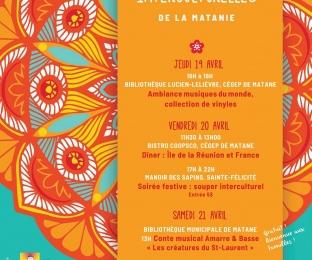Journées des rencontres interculturelles de la Matanie